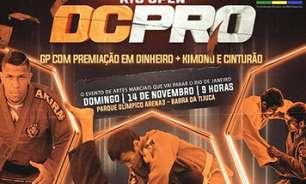 Repleto de novidades, Rio Open DC Pro estreia na Arena Carioca 3 em novembro: 'Vai ser histórico'
