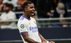 Rodrygo lamenta empate do Real Madrid: 'É triste, tentamos até o fim'