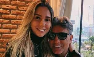 Filha dispara contra torcida do Fla após Renato ser xingado