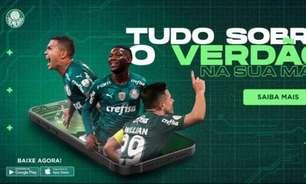Palmeiras lança novo aplicativo oficial