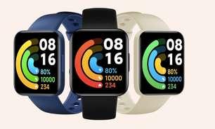 Redmi Watch 2 é o novo relógio barato da Xiaomi com oxímetro de pulso