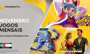 PS Plus de novembro tem Knockout City, Kingdoms of Amalur e mais 4 jogos