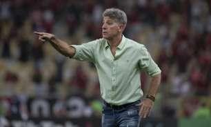Renato comenta cantos de 'Mister' após queda do Flamengo: 'O próprio Jorge Jesus esteve aqui e perdeu'
