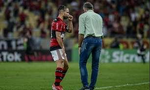 Flamengo constata fator alarmante para a sequência da temporada e pode receber o Atlético fora do G4