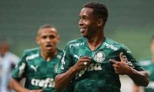 Kevin, atacante do Palmeiras, é convocado para a Seleção Brasileira Sub-18
