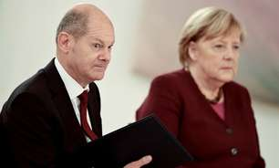Merkel levará provável sucessor à reunião do G20