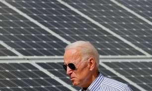 Biden vai à COP26 com credibilidade climática dos EUA em jogo