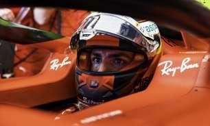 """Sainz se decepciona com 'Drive to Survive': """"Ferrari é maior e melhor do que aparece lá"""""""