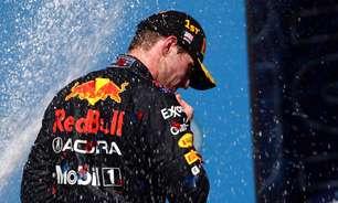 Consultor da Red Bull revela que Verstappen também passou mal durante GP dos EUA
