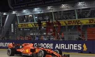 Singapura converte prédio do pit-lane da F1 em instalação para pacientes com Covid-19