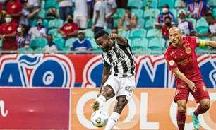 Saiba o recorde alcançado pelo Ceará no confronto com o Bahia