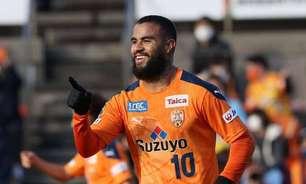 Titular do Shimizu, Carlinhos quer sequência positiva da equipe na reta final da temporada