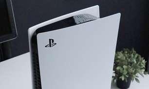 PS5 chega a 13,4 milhões de vendas, mas Sony deixa de lucrar com games