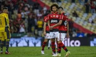 Derrota dura: veja quanto o Flamengo deixou de ganhar com a queda na Copa do Brasil
