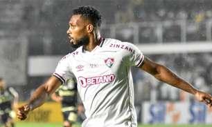 Luccas Claro lamenta derrota do Fluminense mas elogia adversário: 'Fizeram um grande jogo'