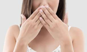 Mau hálito pode ser problema de saúde; saiba como se livrar do incômodo