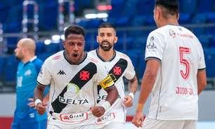 Capitão, Bokinha agradece apoio da torcida no Mundialito de futebol de areia: 'Aqui é Vasco'
