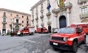 Itália encontra corpo de 3ª vítima de tempestade na Sicília