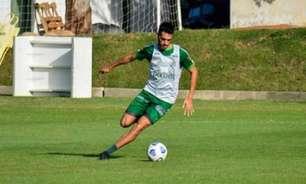 Lucas Kal espera jogo intenso contra o Fortaleza, espera dificuldade, mas confia em triunfo do América-MG