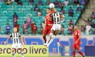 Em confronto contra o Z4, Bahia e Ceará ficam no empate