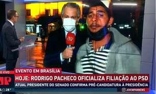 Invasão ao vivo faz TV bolsonarista viver seu momento Globo