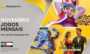 PS Plus de novembro tem Knockout City e mais jogos