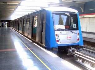 Transporte em Santiago atende toda a cidade