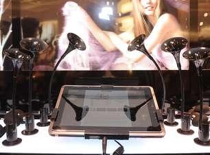 Sensorium ajuda clientes a escolherem perfume na Sephora