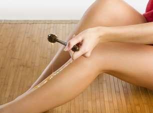 Descubra o que é mito e verdade na depilação com cera quente
