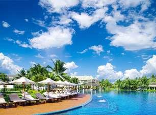 Hotéis de luxo têm diárias a partir de R$ 2 mil no México