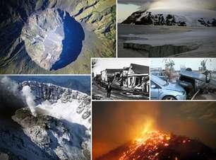 Onde ocorreu o pior terremoto do mundo? Confira 10 recordes da natureza