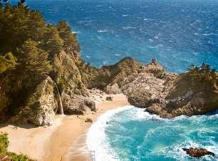 Site lista as praias mais coloridas do planeta; veja