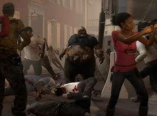 Capcom anuncia crossover de 'Resident Evil' e 'Left 4 Dead'