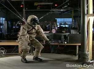 EUA revelam robô-soldado com características humanas