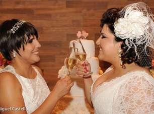 Por amor e contra o preconceito, casais gays se casam no Brasil