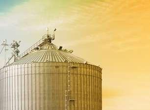 Novos silos aumentam a capacidade de armazenagem de grãos