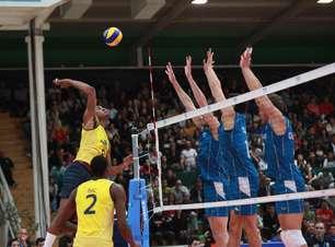 Brasil vence Argentina rapidamente e cala torcida em Mendoza