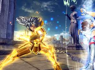 'Cavaleiros do Zodíaco' ganha novo jogo de luta; veja fotos