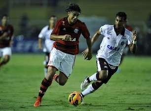 Flamengo joga mal, mas elimina ASA na 3ª fase da Copa do Brasil