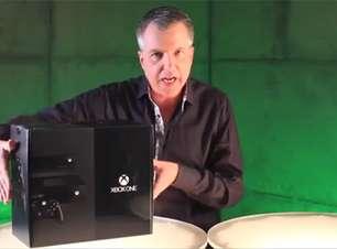 Diretor apresenta componentes que virão com Xbox One; veja vídeo