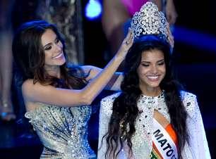 Jakelyne Oliveira, a Miss Mato Grosso, vence Miss Brasil 2013