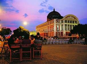 Conheça pontos turísticos de Manaus