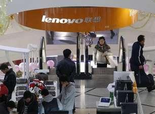 Lenovo quer concluir acordos com IBM e Google até fim do ano