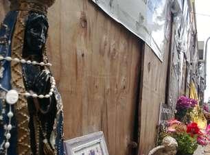 Boate Kiss vira ponto turístico e de peregrinação em Santa Maria