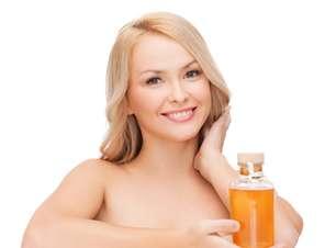 Óleo vegetal hidrata o rosto sem estimular a oleosidade