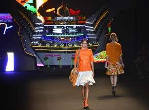 Com tecnobrega, Espaço Fashion aposta em pochete e festas