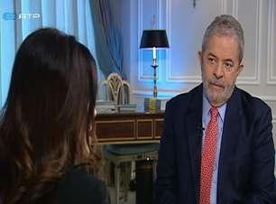 """Lula: julgamento do mensalão foi """"80% político"""""""