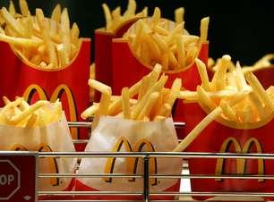 Por R$ 23, McDonald's serve arroz e feijão desde 2010