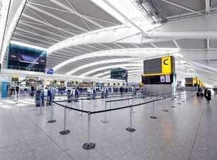 Samsung renomeia terminal do aeroporto de Londres