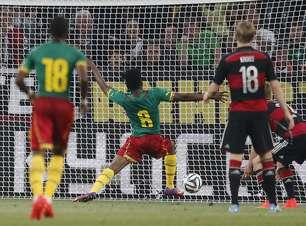 Rival do Brasil, Camarões empata com Alemanha em amistoso